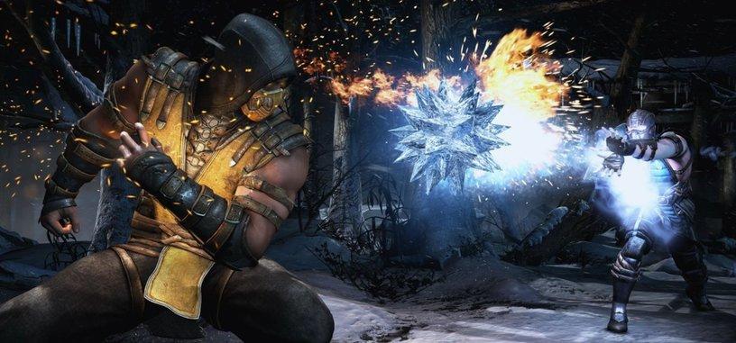Cuidado no te rompas ningún hueso con el tráiler de lanzamiento de Mortal Kombat X