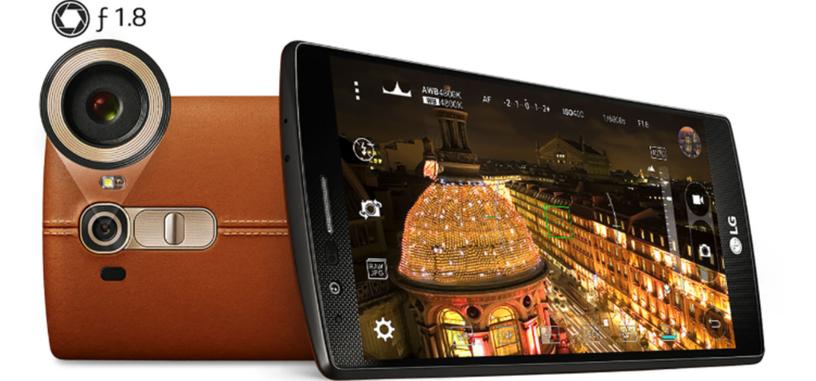 LG Corea muestra por error detalles e imágenes del G4 antes de su presentación