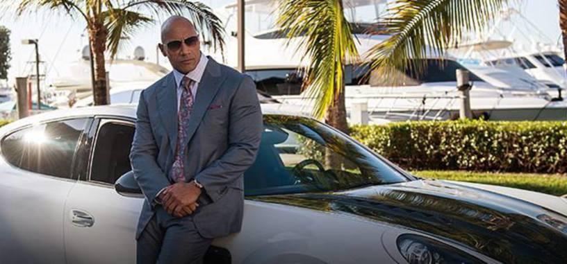 Dwayne Johnson estrenará serie para HBO: 'Ballers' ya tiene tráiler