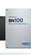 HGST presenta su SSD Ultrastar SN100 con hasta 3.000 MB/s de lectura