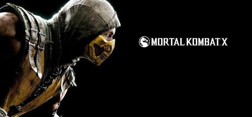 Búscate un buen traumatólogo, Mortal Kombat X ya está aquí