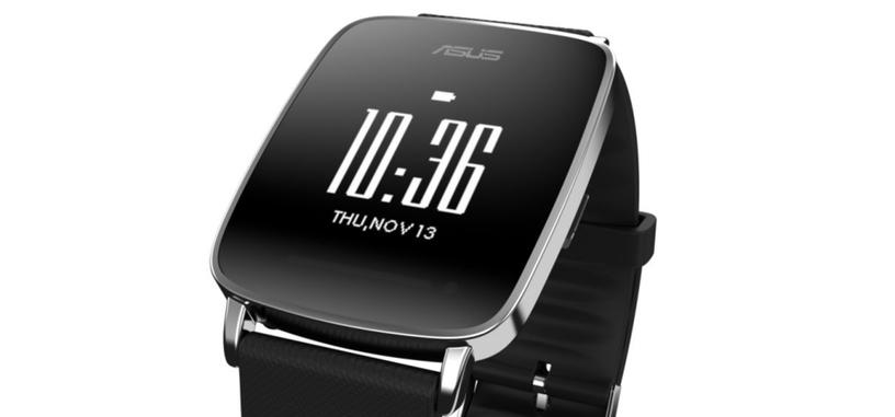 ASUS pondrá a la venta el reloj VivoWatch en mayo por 149 €