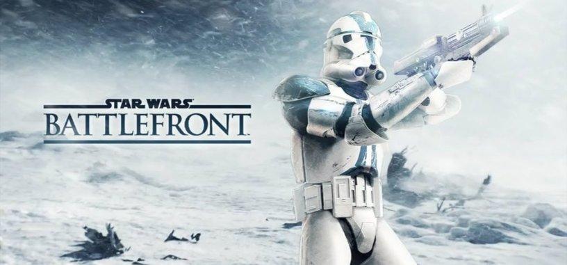 Este vídeo de juego de 'Star Wars: Battlefront' te generará aún más expectación