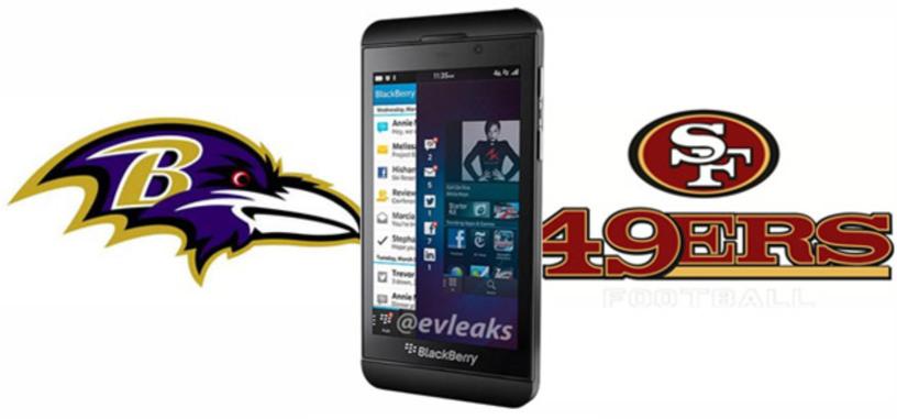 RIM lanzará un anuncio de BlackBerry 10 durante la Super Bowl