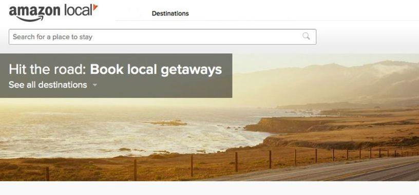 Amazon Destinations permite reservar hoteles en tres ciudades de Estados Unidos