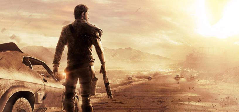 El nuevo tráiler del videojuego 'Mad Max' trae otra dosis de violencia y explosiones