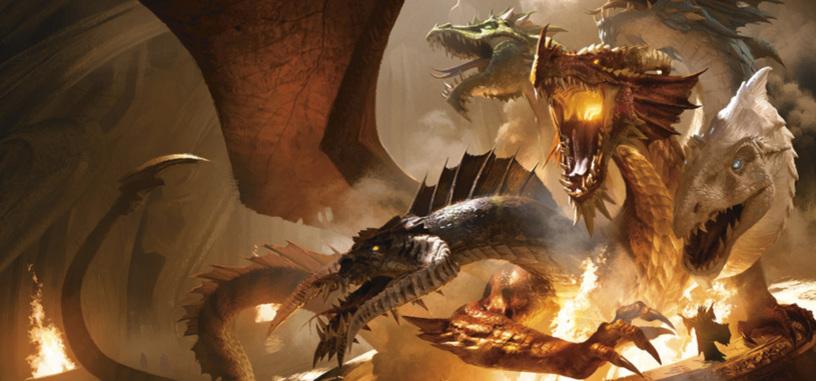 Organiza partidas de Dungeons & Dragons con tus amigos gracias a Steam