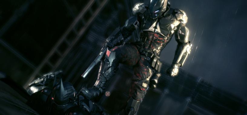 La muerte acecha a Batman en el nuevo tráiler de 'Batman: Arkham Knight'
