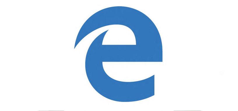 Este es el logo de Edge, el nuevo navegador de Microsoft