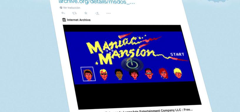 Ahora puedes jugar a clásicos de MS-DOS sin salir de Twitter