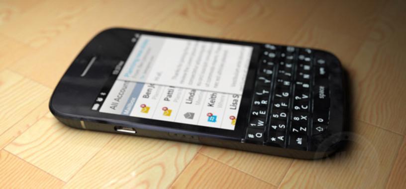 Los primeros terminales BlackBerry 10 estarían a la venta mañana mismo
