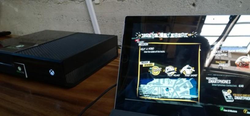 El streaming de juegos de Xbox One a PC está casi listo