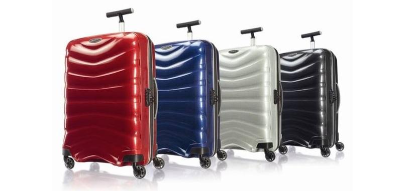 Las nuevas maletas de Samsonite y Samsung se facturarán por si solas en los aeropuertos
