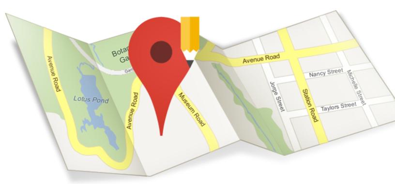 Google cierra su herramienta de edición de mapas Map Maker