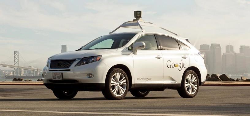 Los coches autónomos han estado implicados en cuatro accidentes en California