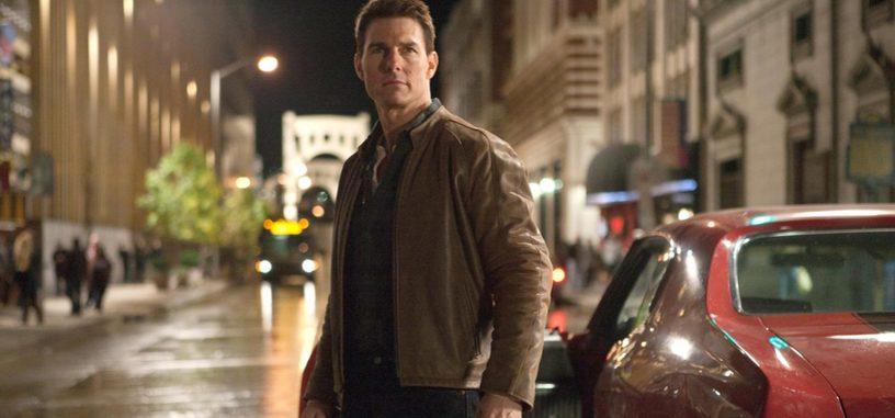 La película 'Jack Reacher: Never Go Back' ya cuenta con un primer avance