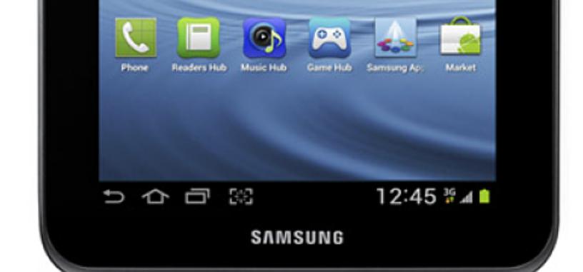 Samsung presenta el Galaxy Tab 2