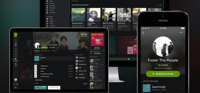 Spotify ofrece un año entero de suscripción a su servicio Premium a precio rebajado