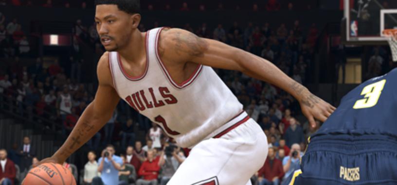 'NBA 2K16' ya tiene fecha de lanzamiento y recompensas por reservarlo