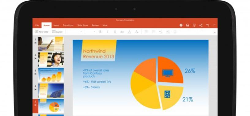 Microsoft Office llegará preinstalado en las tabletas de LG y Sony