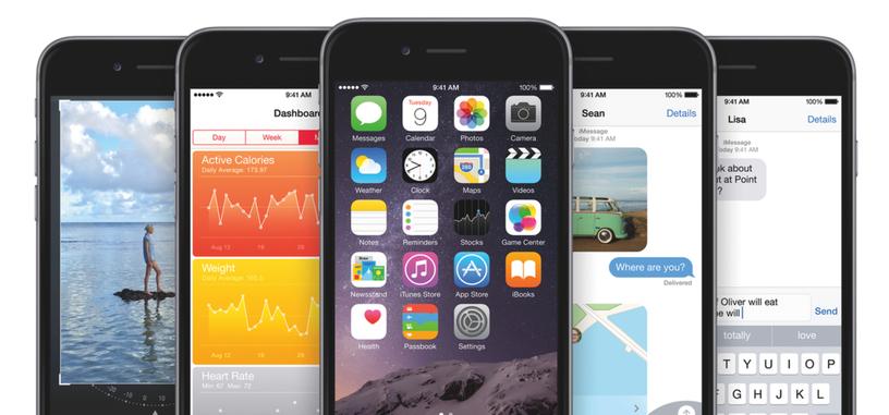Las aplicaciones que se instalen en iOS 9 ocuparán menos espacio