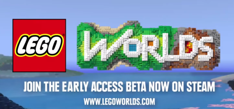 Construye mundos a base de bloques con 'LEGO Worlds', ya disponible en Steam