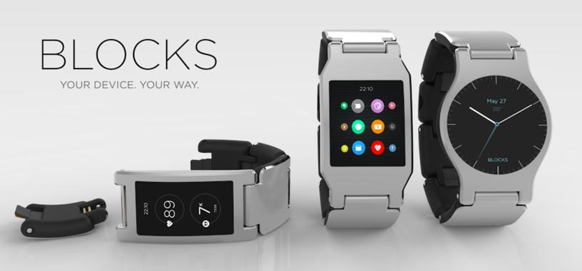 El proyecto de reloj modular BLOCKS coge forma, y ya usa un SoC Snapdragon 400