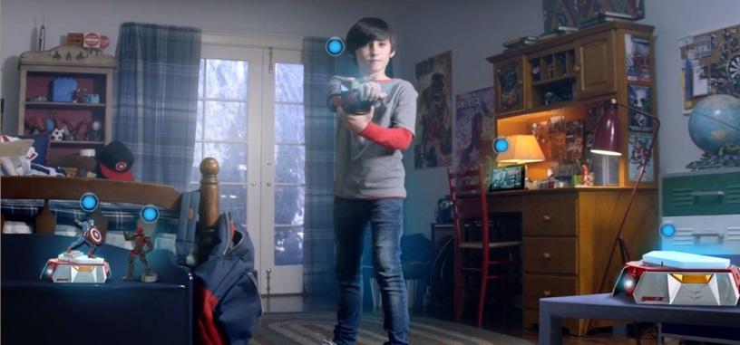 Disney Playmation permite que tus hijos sean Iron Man