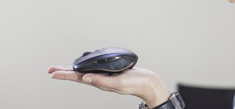 Logitech MX Anywhere 2, un ratón preciso y elegante