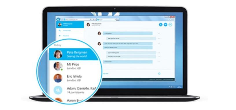 Microsoft lanza una nueva versión de Skype para Linux