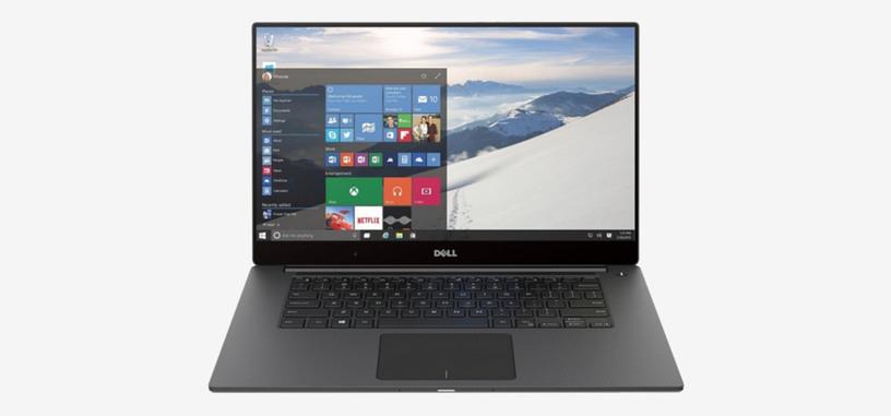Dell incluye su pantalla Infinity casi sin bordes en el nuevo XPS 15
