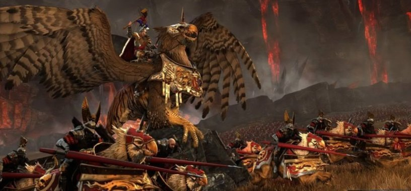 Orcos contra el Imperio en las primeras imágenes de 'Total War: Warhammer'