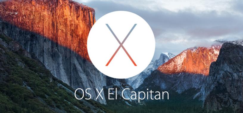 OS X 10.11 El Capitán ya está disponible para instalar, y Safari 9.0 para OS X Yosemite