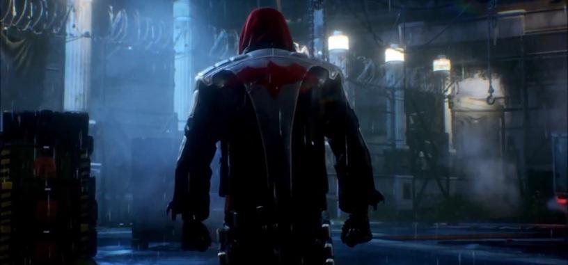 Capucha Roja limpiará las calles a su manera en 'Batman: Arkham Knight'