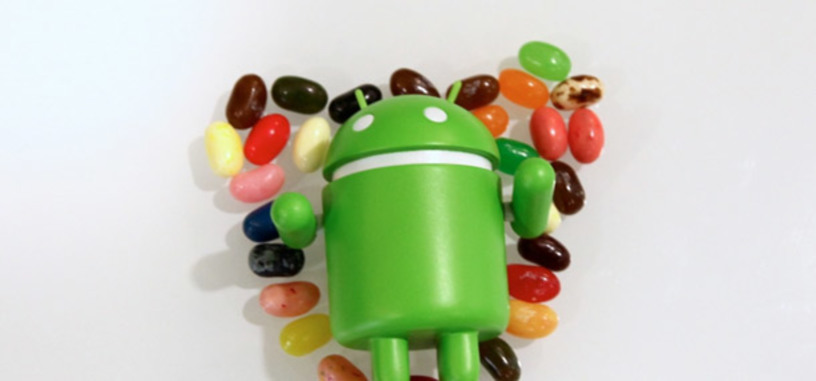 Sony ha comenzado a actualizar a Android 4.1 sus terminales Xperia de 2012