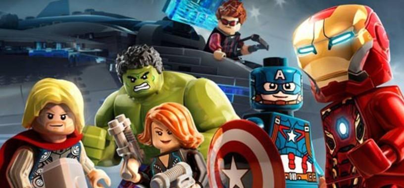Este es el video de 'LEGO Marvel's Avengers' visto en el E3