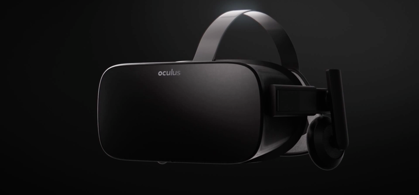 Así son las gafas de realidad virtual Oculus Rift que llegarán a las tiendas en 2016