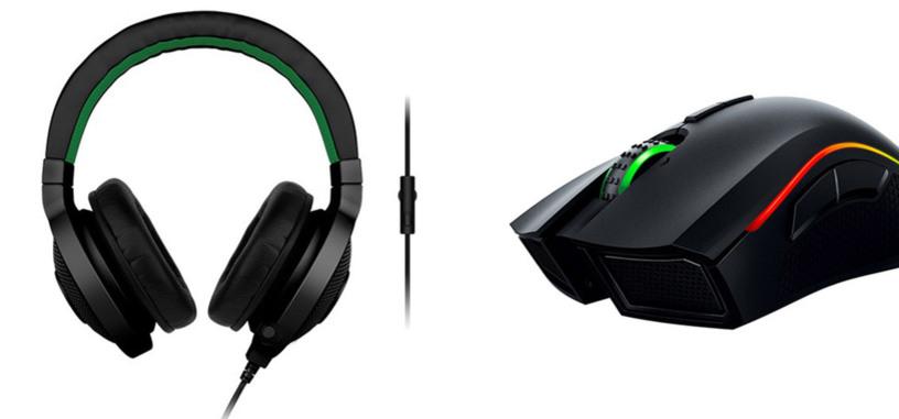 Razer no se pierde el E3 presentando los nuevos Razer Mamba y Razer Kraken Pro