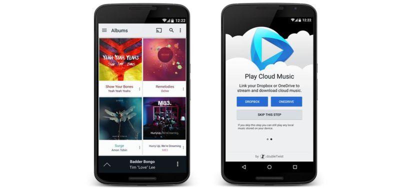 Escucha tu música en streaming desde Dropbox o Google Drive con CloudPlayer para Android