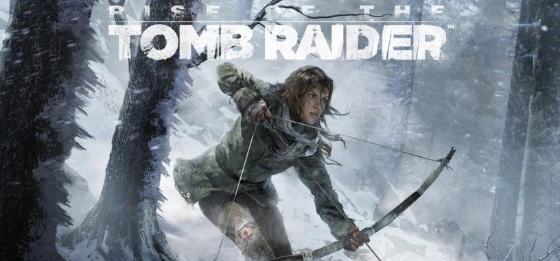 'Rise of the Tomb Raider' llegará acompañado del juego para teléfonos 'Lara Croft GO'