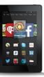 Emplear una Kindle Fire por la noche no interferirá con el sueño de los usuarios