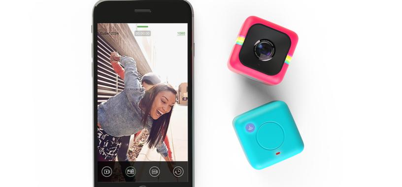 Esta pequeña cámara con Wi-Fi de Polaroid la podrás llevar a cualquier parte