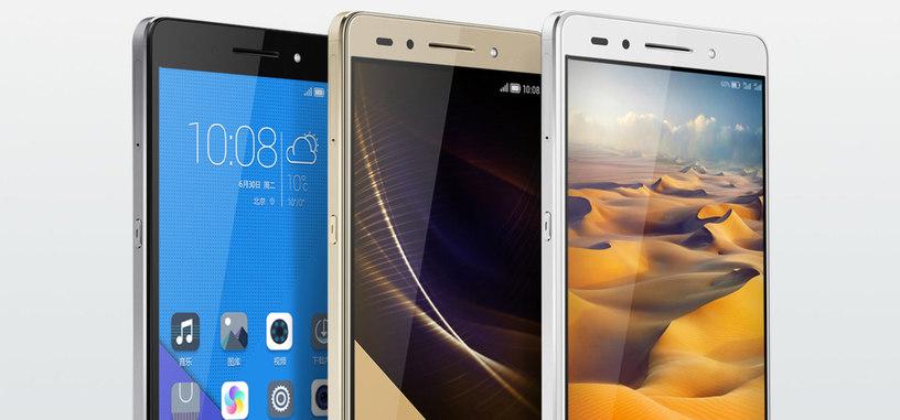 Huawei ya es el segundo mayor vendedor de teléfonos Android de Europa