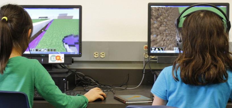 Microsoft quiere llevar Minecraft al sector educativo con su nueva web