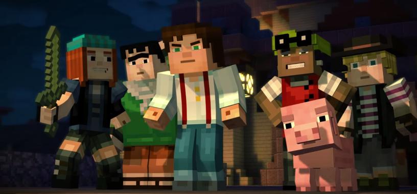'Minecraft: Story Mode' ya tiene su primer tráiler