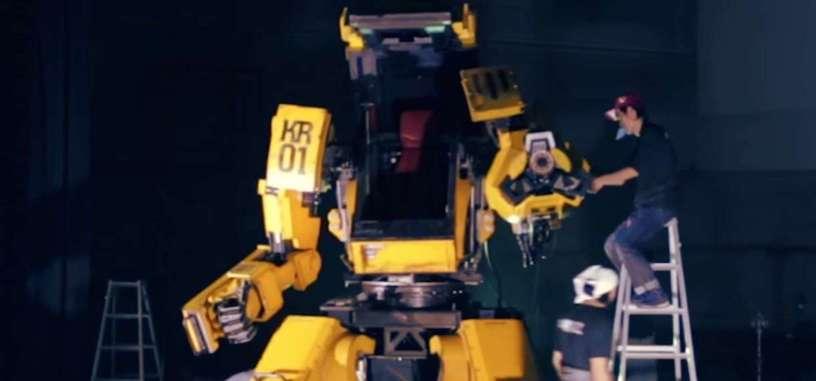Japón y EE. UU. se enfrentarán en un duelo de robots gigantes