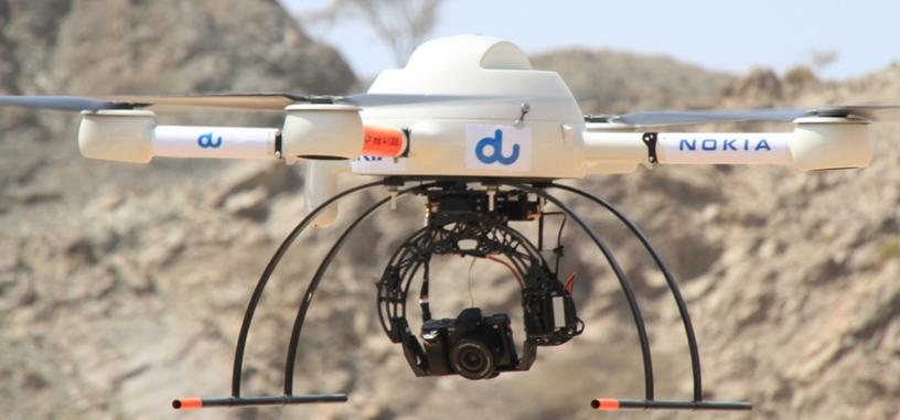 Nokia se suma al uso de drones para el mantenimiento de sus torres de telefonía móvil