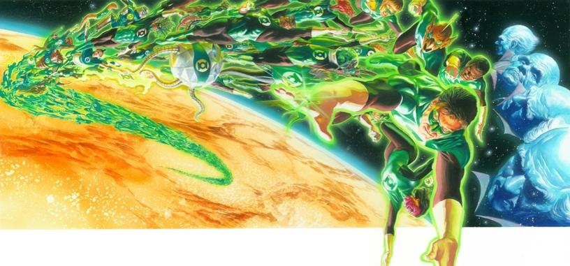 Anunciado el título de la futura película de Green Lantern