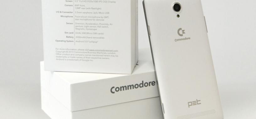 La marca Commodore va a regresar con un teléfono Android