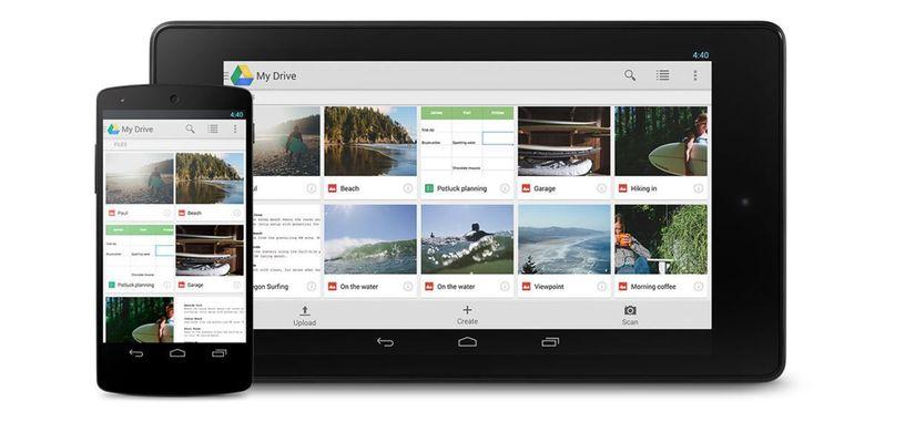 Google Drive ya permite ajustar los permisos de distribución de documentos
